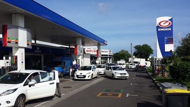 La Réunion : Les gérants de stations-service en grève illimitée