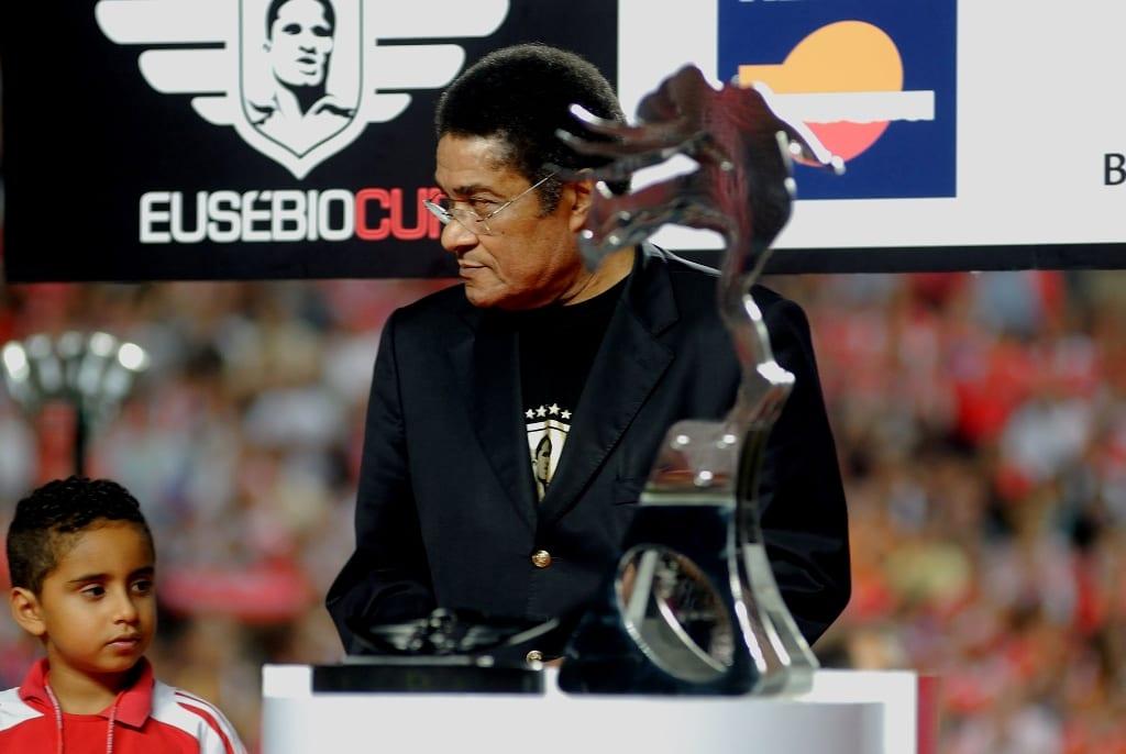 Portuguese football legend Eusébio dies at the age of 71