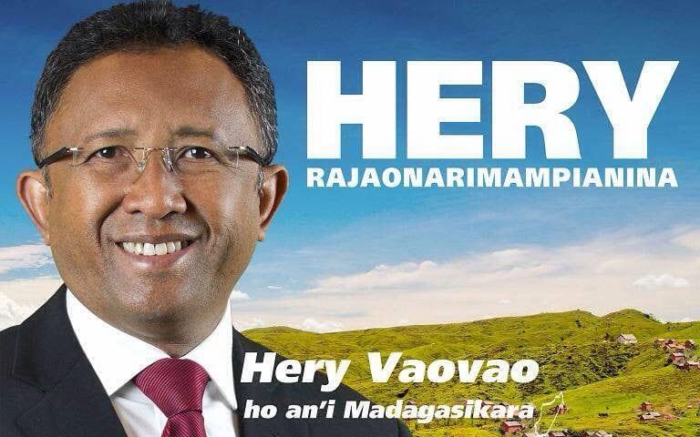 Madagascar : Hery en route vers la présidence