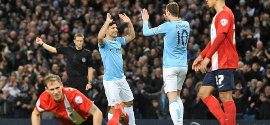 FA Cup replay : Blackburn Rovers humilié par Manchester City