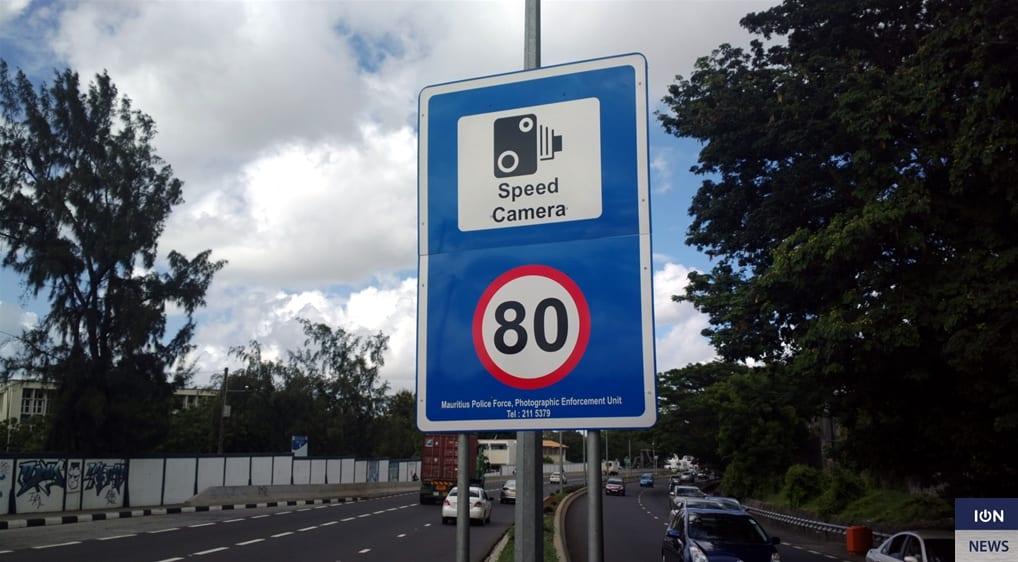 Rs 33,7 M pour la maintenance des Speed Cameras