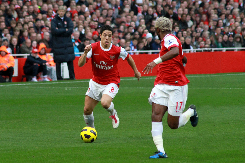 Football : Samir Nasri « out » durant 8 semaines