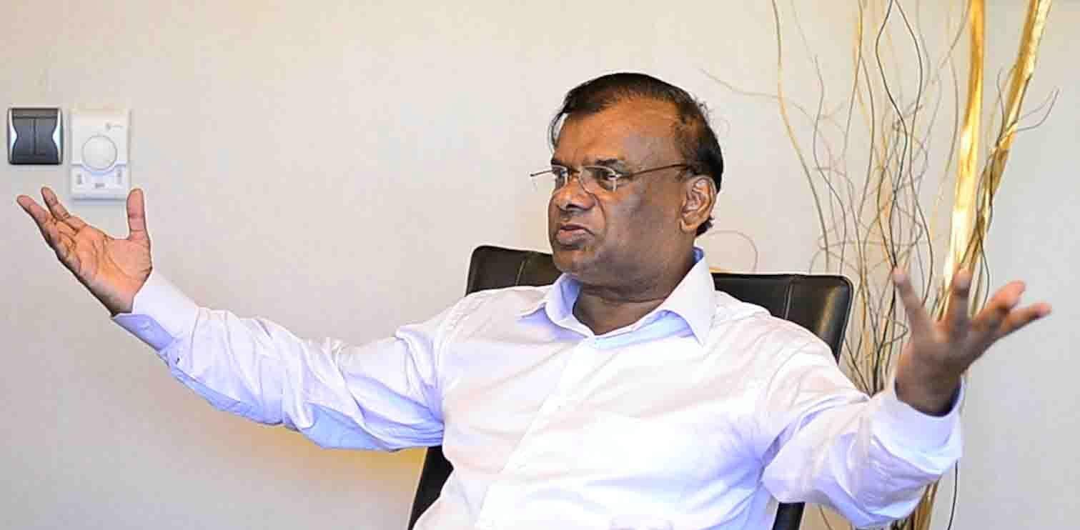Vidéo.  Rama Sithanen: « Pourquoi cet acharnement de l'Inde contre Maurice ? »