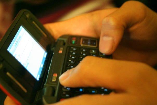 Sexting : Les plus jeunes s'y mettent aussi