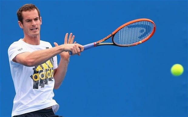 Andy Murray eliminates Lopez to reach last 16 of Australia Open