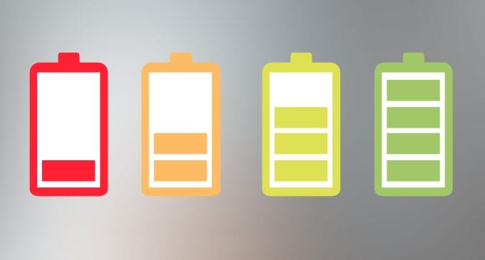 Smartphones : Comment préserver sa batterie