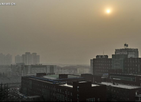 Pollution de l'air : Quand la Chine s'étouffe