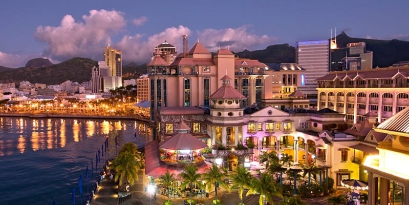 Mauritius takes on South Africa for continent's financial services hub