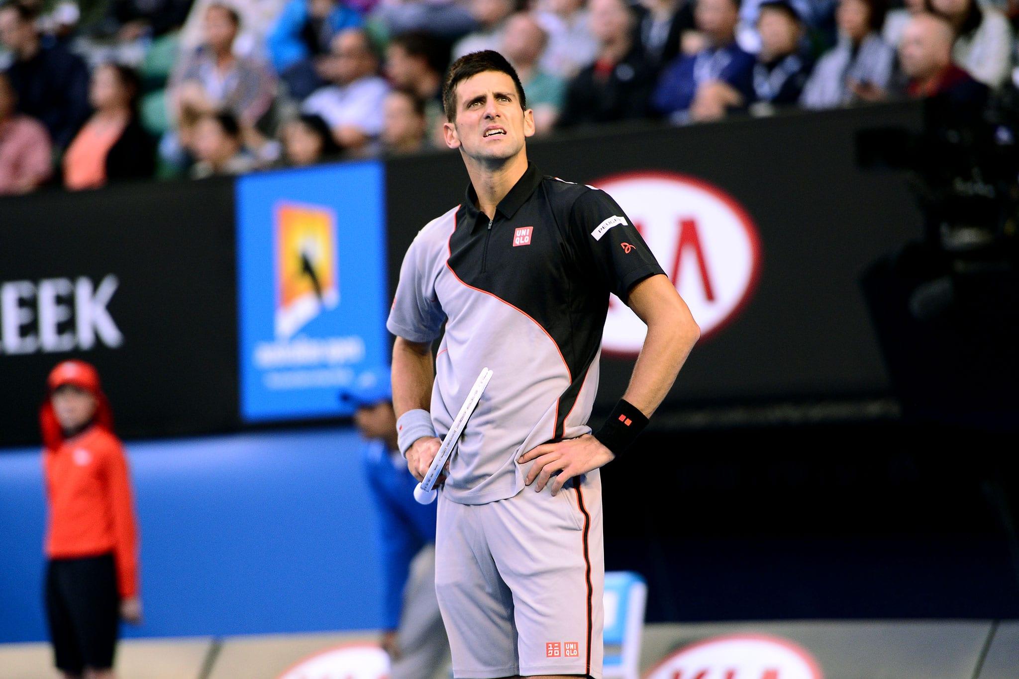 Tennis : Djokovic prend la porte, duel Federer-Murray en vue