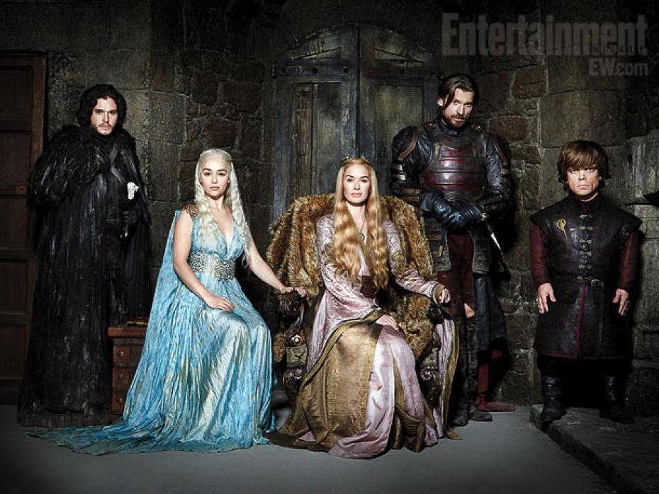 Les nouveaux visages de Game of Thrones