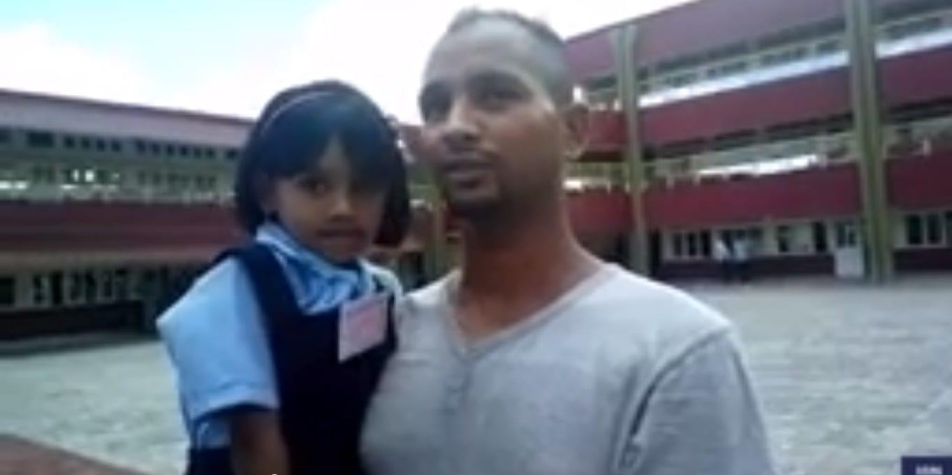 Vidéo : Bilan de la rentrée des classes à l'école Jean Lebrun