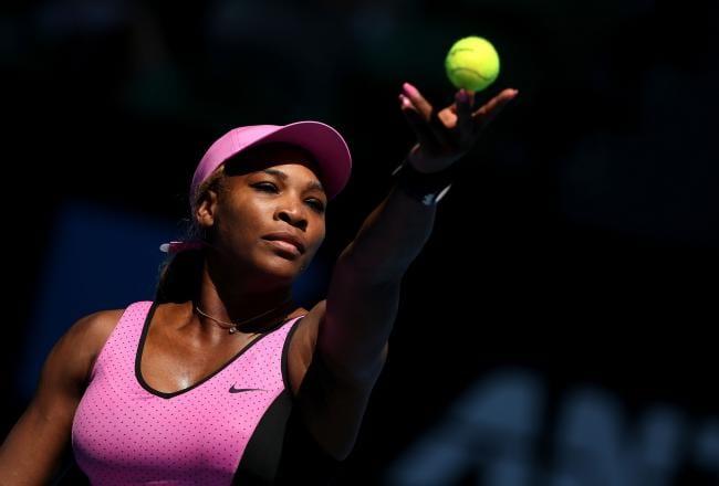 Australian Open Round 5: Serena Williams through to the next round