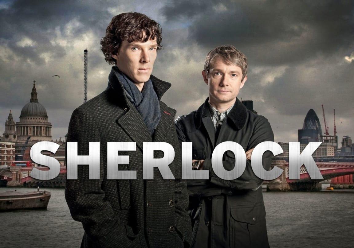 Sherlock casse la baraque
