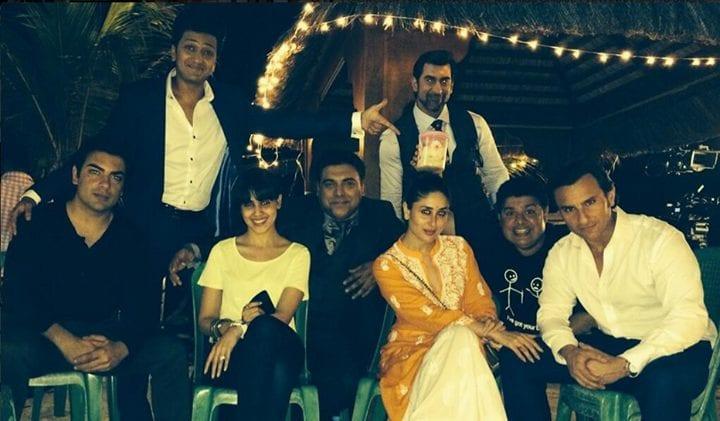 Kareena Kapoor rejoint Saif Ali Khan à Maurice