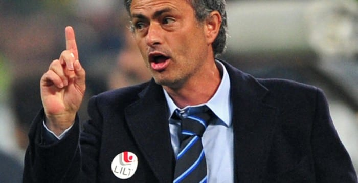 Mourinho : Liverpool favori de la British Premier League