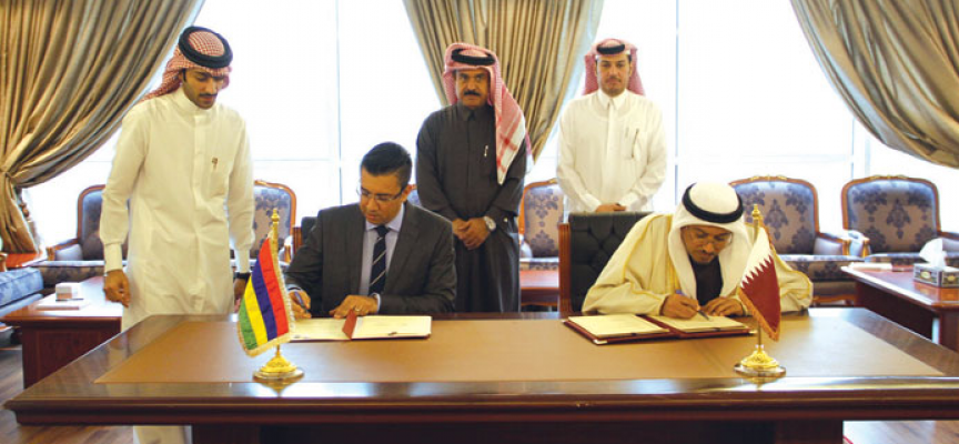 Mauritius and Qatar sign labour agreement; strengthen tourism links
