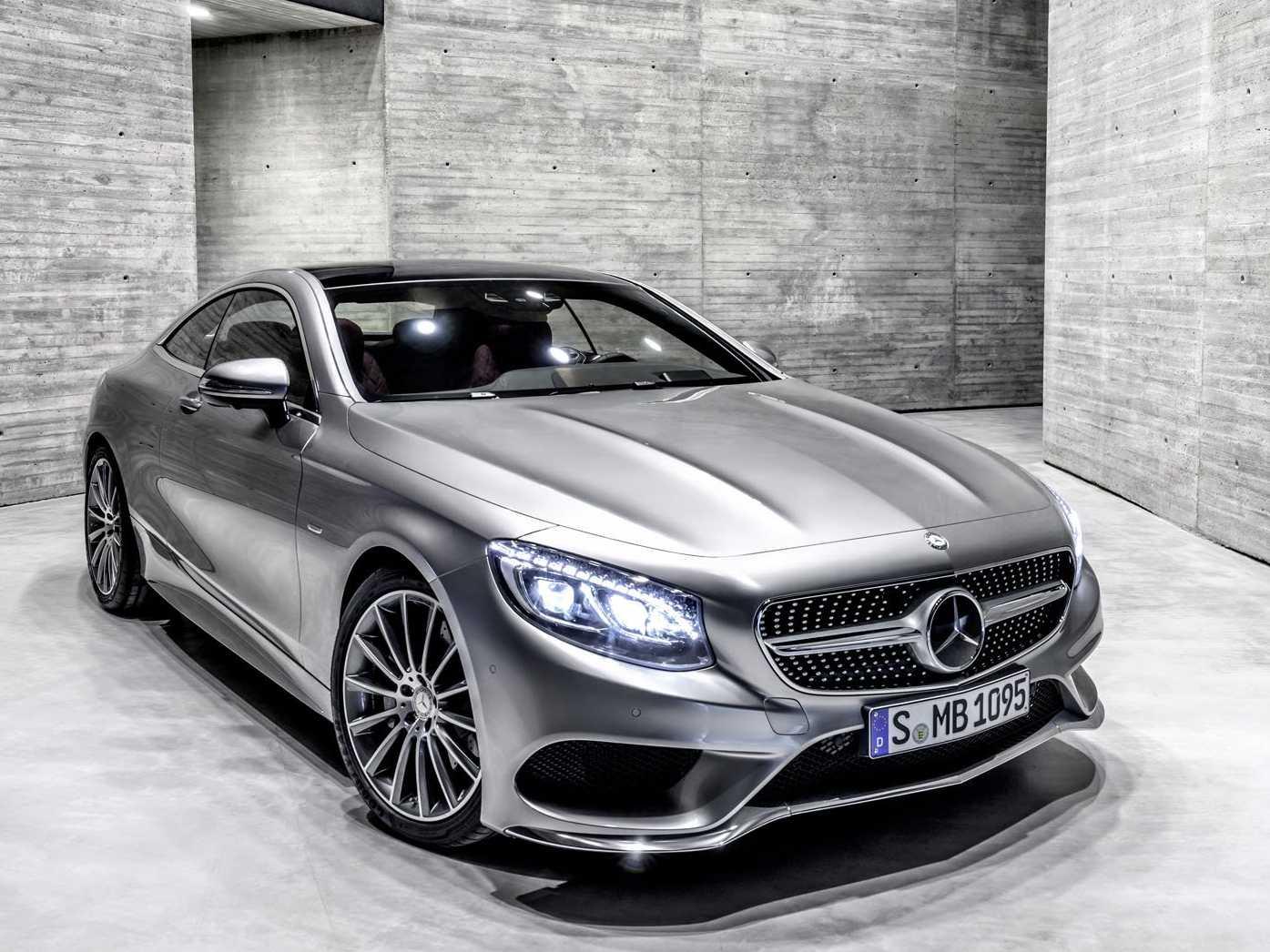 La Mercedes S550, la nouvelle étoile de Stuttgart