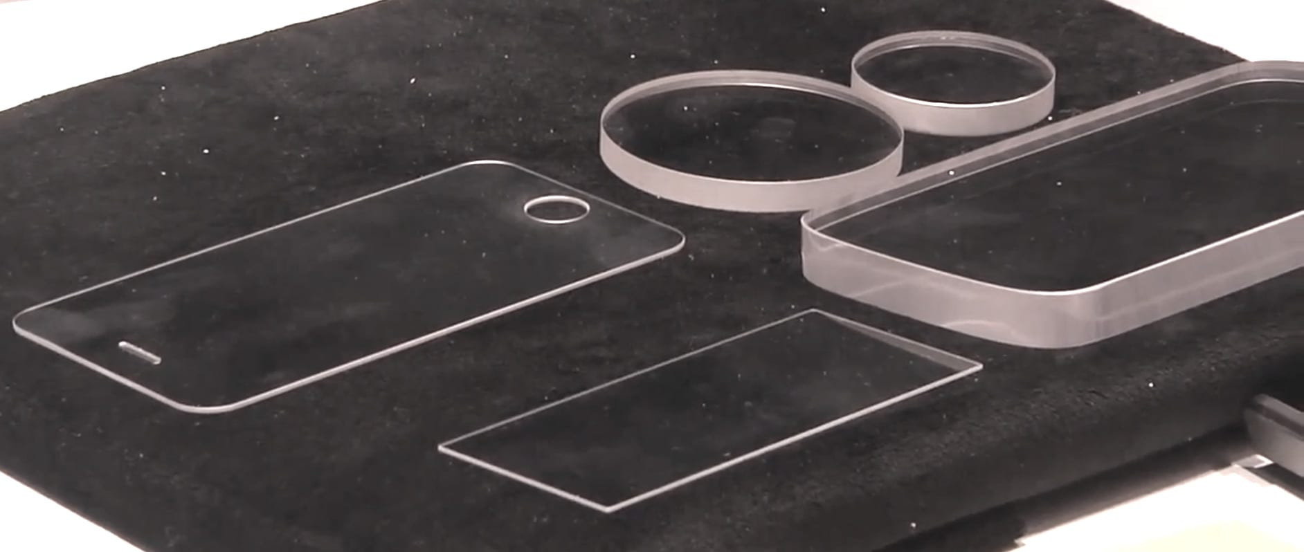 Sapphire screens to protect future iPhones?