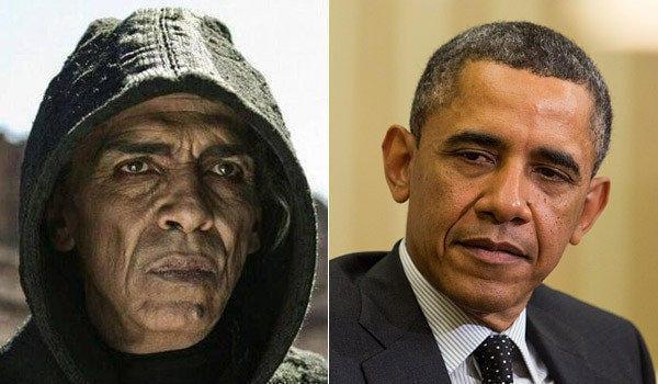 Satan ressemble à Obama et se fait couper… d'un film