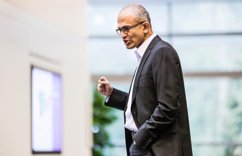 Satya Nadella, le nouveau visage de Microsoft