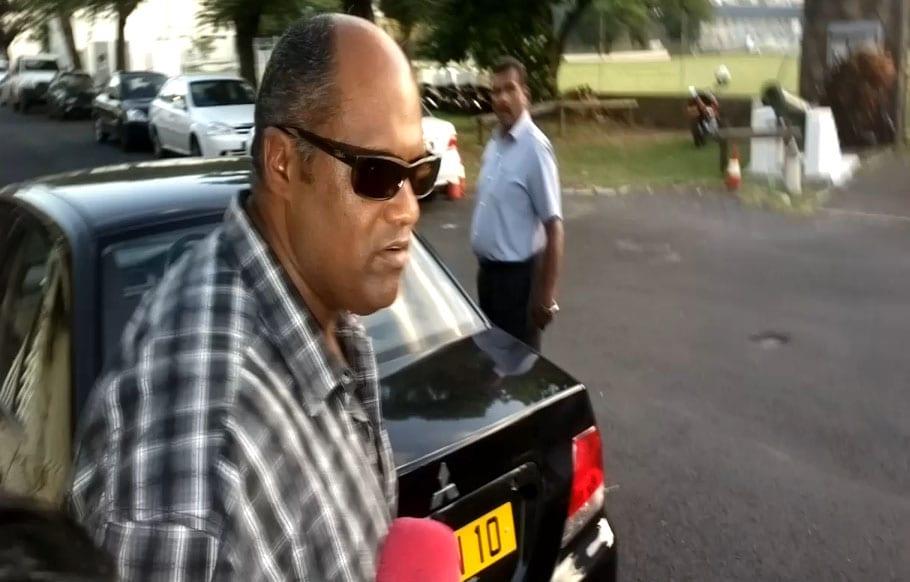 [Vidéo] Arrêté pour escroquerie aux contraventions, Ivan Ramar affirme être « dans la légitimité »