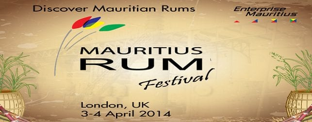 Mauritius Rum Festival in its second run; to come to UK next week
