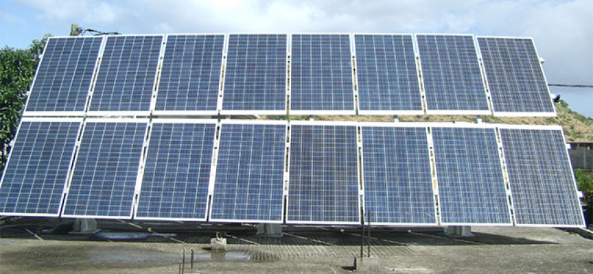 Mauritius asserts independence from coal with first solar cooperative farm