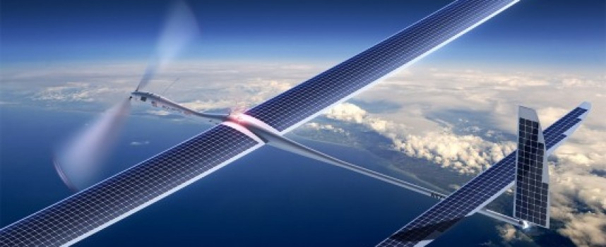 Facebook may buy drones to bring the Internet to isolated communities!
