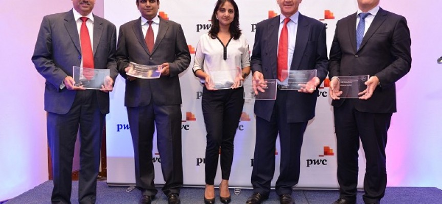 MCB and AfrAsia Bank shine at PwC Corporate Reporting Awards