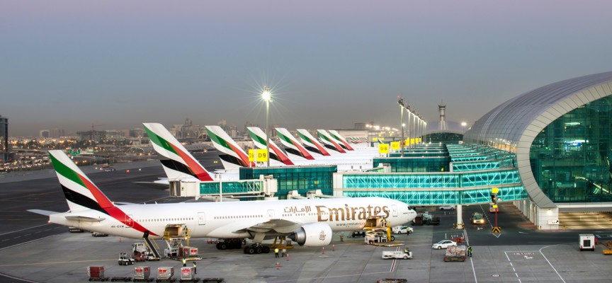Emirates sees profits up 32% as jet fuel prices dip