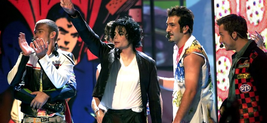 [Vidéo] Entre Michael Jackson et Justin Timberlake, 'Love never felt so good'!