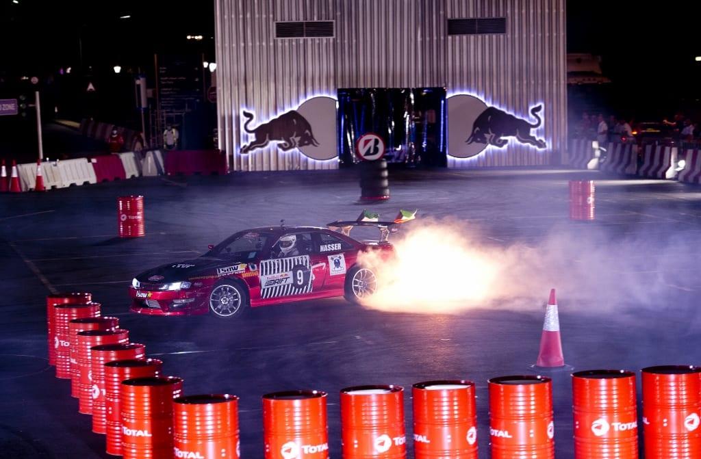 Red Bull Drift Competition Series cherche Mauricien pour drifter à Dubaï
