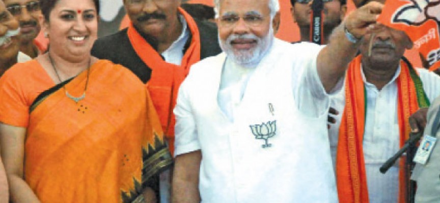 [Inde] Narendra Modi défie le Congress Party dans son bastion