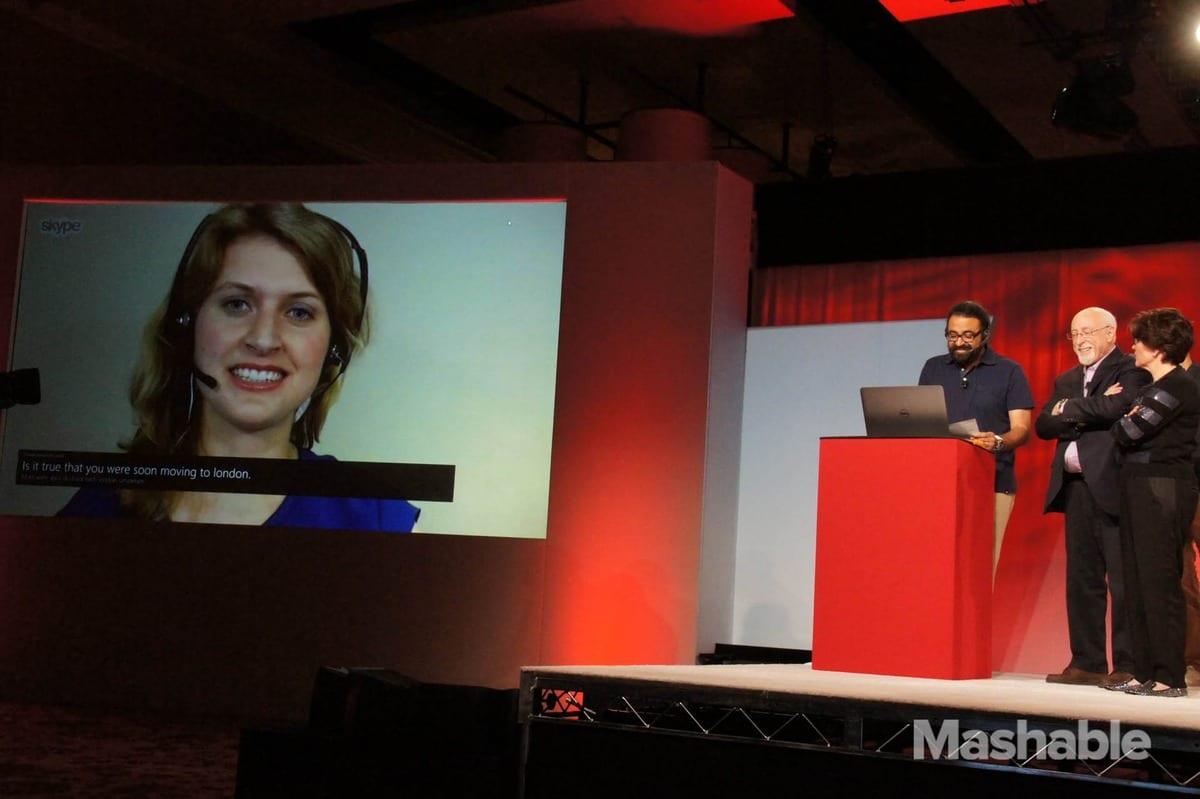 Des conversations traduites en temps réel sur Skype ?