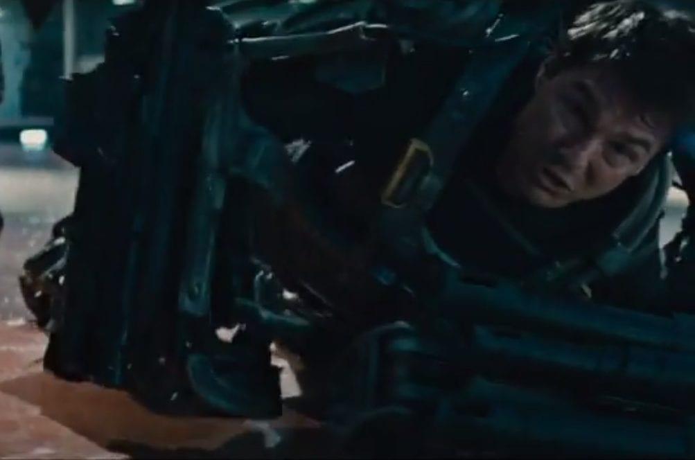 [Vidéo] Edge of Tomorrow : Le film où l'acteur peut recommencer quand il se fait tuer