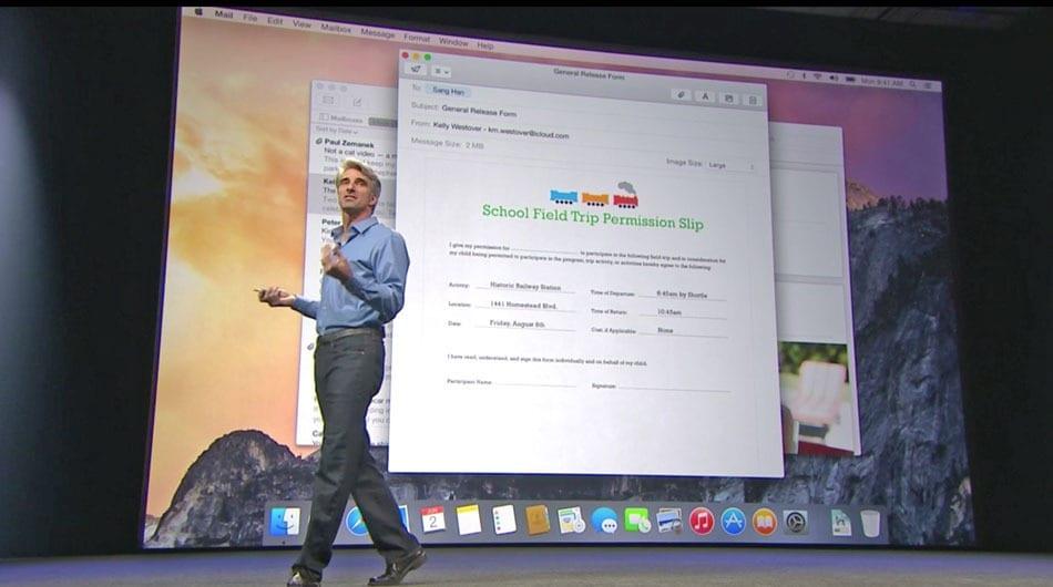Apple dévoile son nouveau OS pour iPhone et Mac