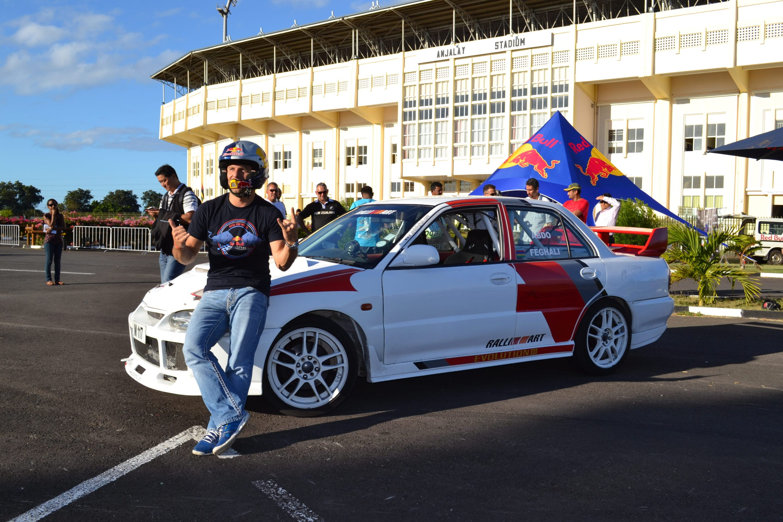 [Vidéo] Du drift en style avec Abdo Feghali, pilote de rallye libanais