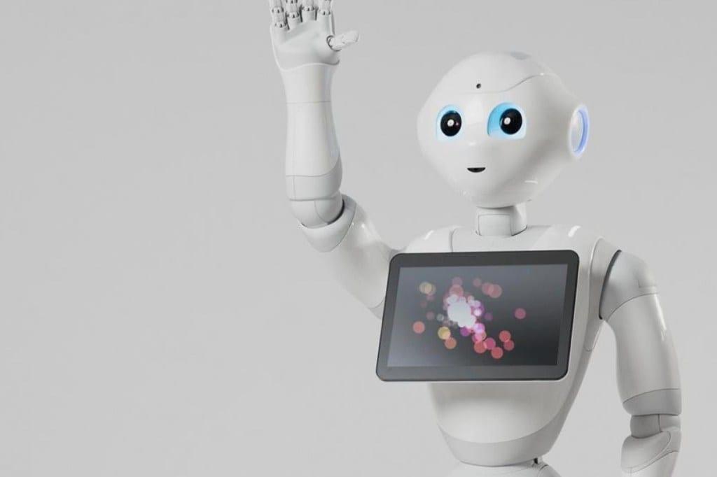 Pepper, le robot qui réagit aux émotions