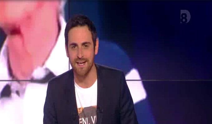 [Vidéo] Paul Bérenger et ION News sur la chaîne française Direct 8
