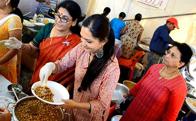 [Vidéo] Indian Food Mela : La diversité des cuisines indiennes à l'honneur