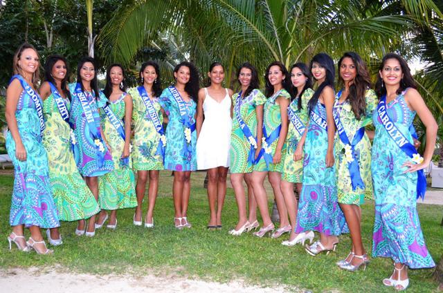 [Vidéo] Miss Mauritius 2014 : les Miss Sport et Beauty Beach élues au Lux*