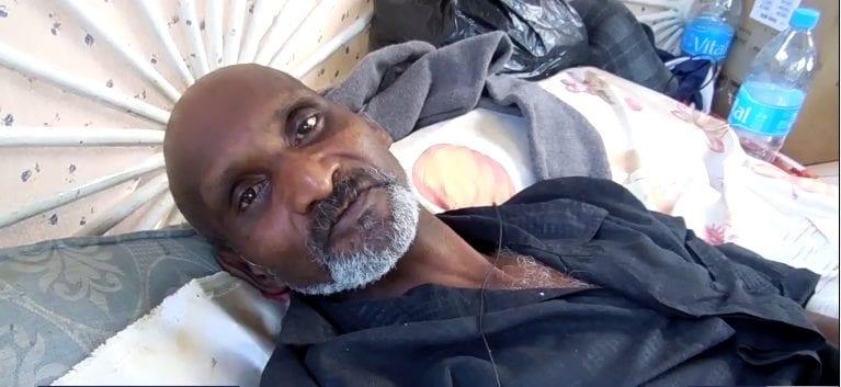 [Vidéo] Grève de la faim : Une vingtaine de jours plus tard, «Gandhi» continue sa lutte