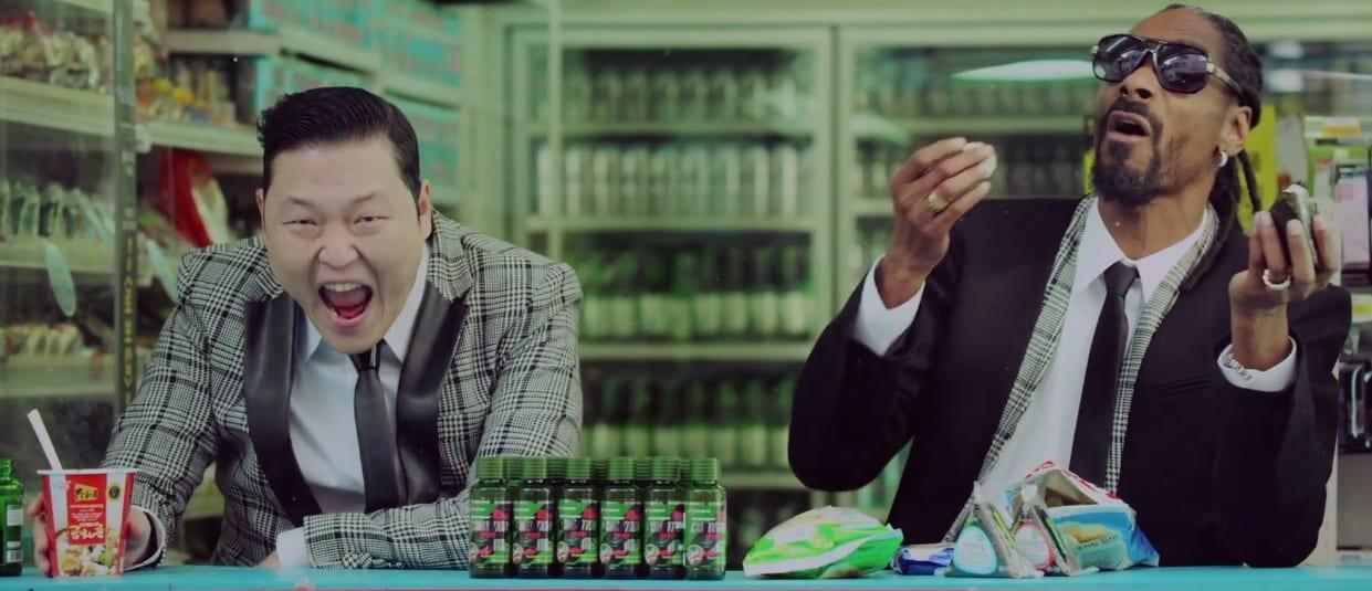 [Vidéo] «Hangover», le nouveau single de Psy avec Snoop Dogg