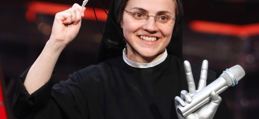 [Vidéo] La nonne chantante remporte The Voice of Italy