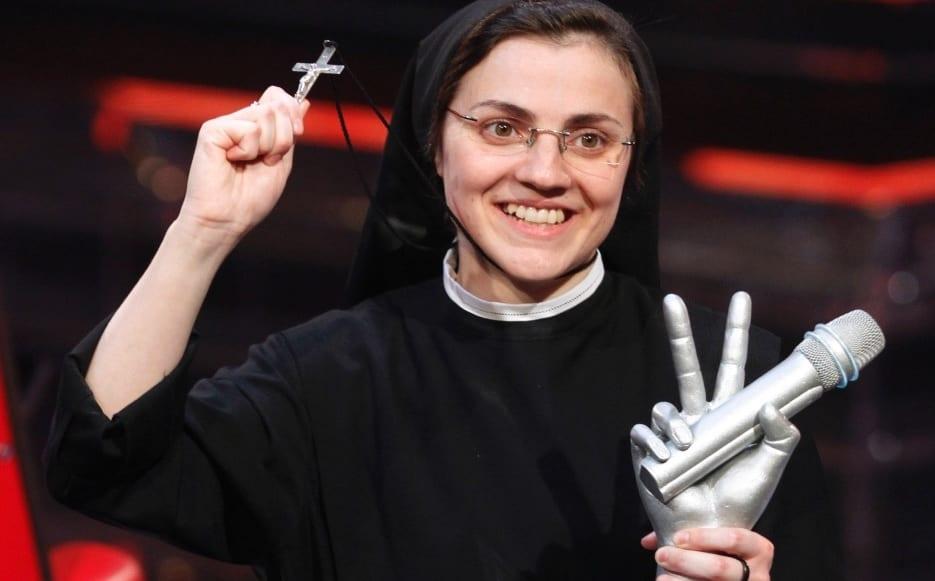[Vidéo] La nonne chantante remporte The Voice of Italy