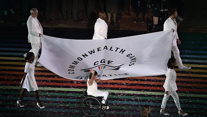 [Diaporama] La cérémonie d'ouverture des Jeux du Commonwealth 2014, comme si vous y étiez