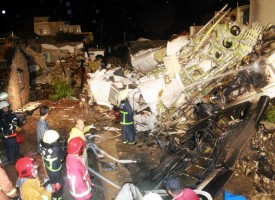 Taiwan : Le crash d'un avion de TransAsia Airways fait 48 morts et 15 blessés