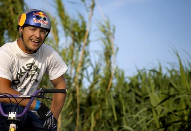 BMX : Dirt Park et démos avec Senad Grosic