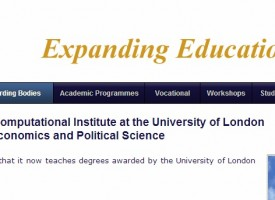L'Executive Business and Computational Institute n'a plus d'accréditation avec la University of London