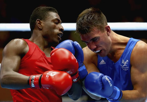 Commonwealth Games: Kennedy St Pierre vise l'or en boxe